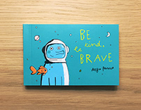 Be Kind, Be Brave · flipbook