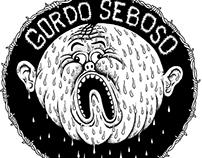 Logo do Gordo Seboso