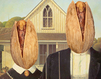 American Pistachio Growers campaign: The Stush Nut
