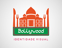 Identidade Visual Restaurante Bollywood