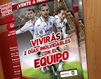 Promo 360º Valencia CF