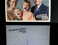 smile from Poland donated by Janusz Palikot