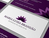 DERMATOLOGISTA MARIA LUIZA