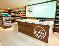 2008 | Lloydspharmacy at Selfridges