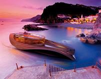 CRONOS Yacht Exterior