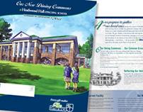 Direct mail / large format / Heathwood Hall