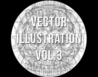 Vector Illustrations VOL.3