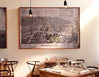 c.1880 Restaurant Design