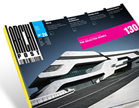 ARCHIPOST Publication Design