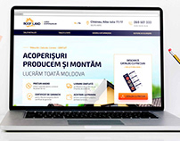 Roofland.md - Landing Page Complex