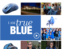MTSU True Blue Digital Lookbook
