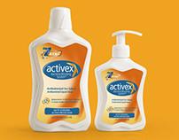 ACTIVEX Liquid Soap Series