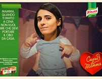 Knorr - Cuore di mamma