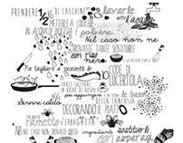 UN PIATTO ASSURDO - An absurd dish