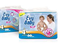 Evy Baby Elastic Comfort