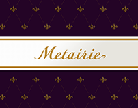 Dance your project down Bourbon Street with Metairie.