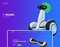 MyBoard — online shop