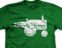 Thirsty Farmer Logo