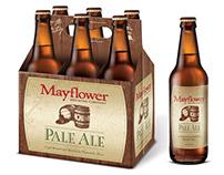 Brand Identity Design: Mayflower Brewing