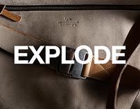 Explode: Navigation Concept