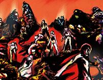 Illustrazioni per progetto turistico By ARTE IN SCATOLA