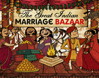 The Great Indian Marriage Bazaar