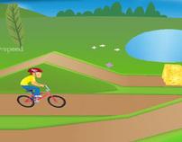 Webgame: Bikestars