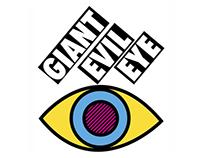 Giant Evil Eye