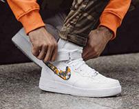 PATCHERY - sneaker patch customisation