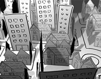 Urbanization - Motion Graphics