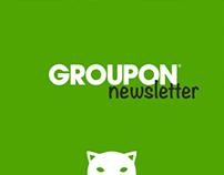 Groupon: Partner Special Newsletters