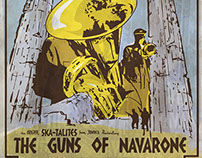 Guns of Navarone - T-shirt