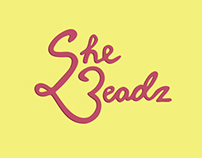 Logo Design: She Beadz