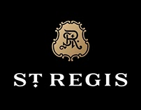 Projects done under Renny & Reed for St Regis Hotel NYC