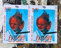 Fosforo Feira de Impressos - Visual Identity