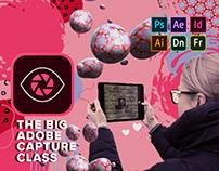 The Big Adobe Capture Class