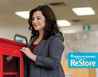 Habitat CFC ReStore Ads
