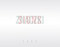 Znaczki / Signs