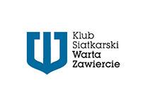 Identity of Volleyball Club Warta Zawiercie