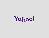"""The Yahoo Logo"" - Rebrand Concept"