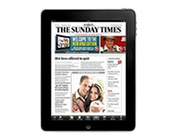 The Sunday Times iPad App