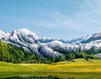 Beter Bed - Alpine