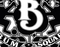 Bum Squad Branding