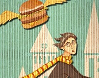 McDonald's - Harry Potter, 1997