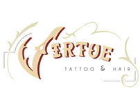 Logo Design for a Tattoo & Hair studio