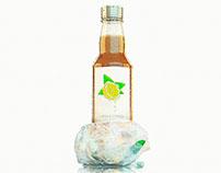 Syrup - Mint & Lemon