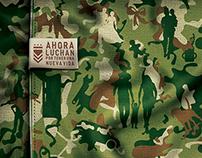 campaña militares