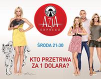 AZJA EXPRESS / TVN