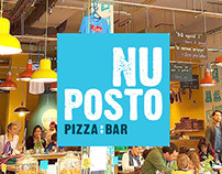 NUPOSTO Pizza Bar Menu - Brighton_UK