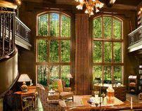 Architectural Portfolio - Interiors